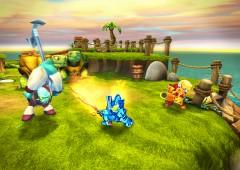Spyro, skylanders, figurines, Activision, Blizzard