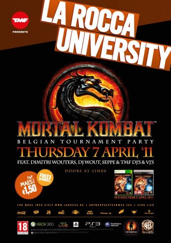 mortal kombat,tournoi,event