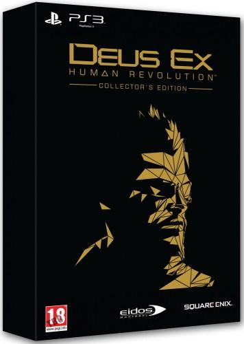 craquage,deus ex,ps3,collector