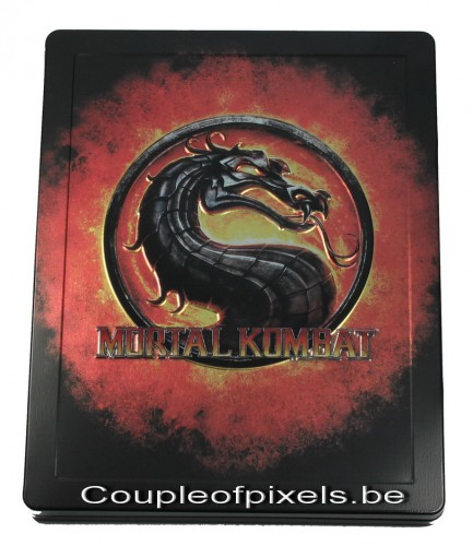 mortal kombat,warner,baston,craquage,déballage,ps3