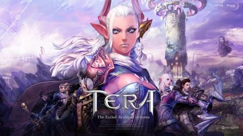 Tera, MMO, sexy, WOW,