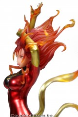 figurine photo,shunya yamashita,kotobukiya,marvel,dark phoenix,figurine,photos