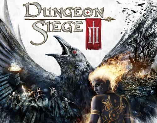 Dungeon Siege, Dungeon Siege 3, Action RPG, Obsidian Entertainment, Square Enix, Diablo 3,