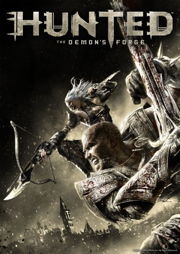 hunted, PS3, bethesda, xbox360, PC