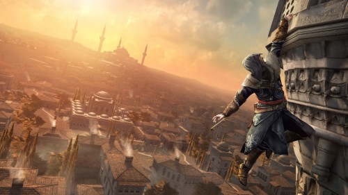 assassin's creed, Revelations, ubi soft, Ezio