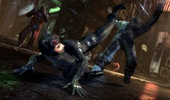 Batman Arkham City, Catwoman, Warner, DC, PC, PS3, Xbox360, trailer, vidéo, sexy