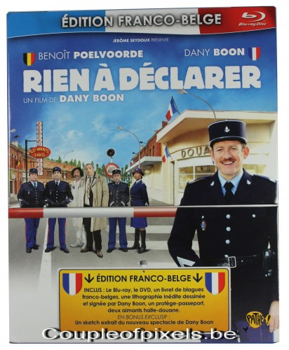 craquage,arrivage, rien a déclarer, edition franco-belge, edition belgo-francaise, jaquette