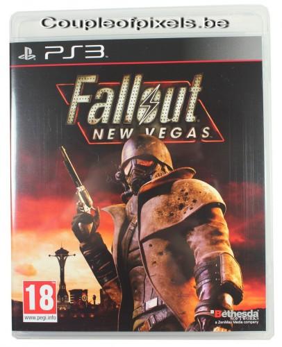 craquage,arrivage,jeu-vidéo, Fallout new vegas