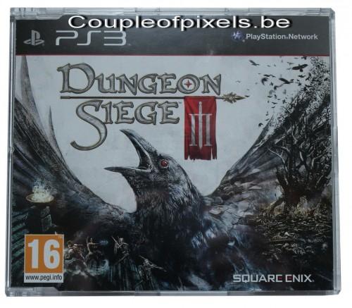 craquage,arrivage,jeu-vidéo, dungeon siege 3