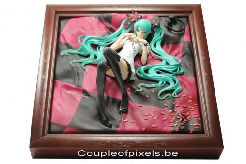 figurine photo, figurine, photos, good smile company, Miku Hatsune, World is mine,