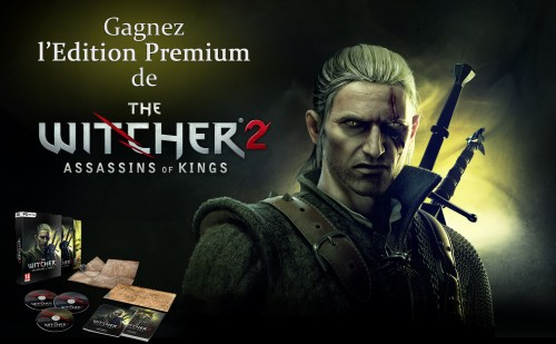 concours,gagnants,the witcher,namco