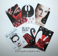 black swan,aronofsky,cinema,blu-ray,collector,bug
