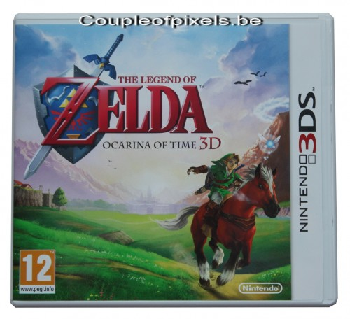 arrivage,zelda,nintendo,3ds,goodies