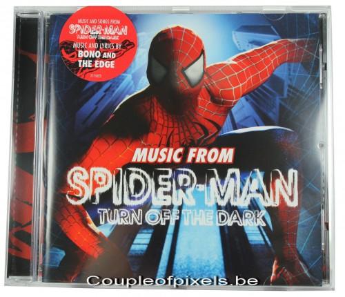 craquage,spidermam, musical, broadway