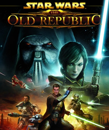 gamescom 2011,star wars the old republic,mmo,ea,electronic arts,bioware,star wars