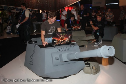 gamescom 2011,impressions,world of tanks