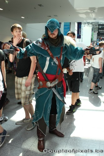 gamescom 2011,photos,insolite,cosplay