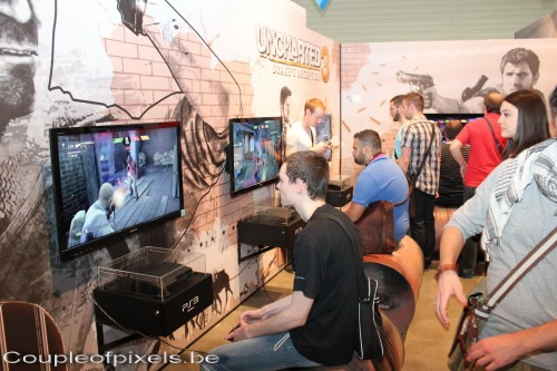 gamescom 2011,impressions,uncharted 3