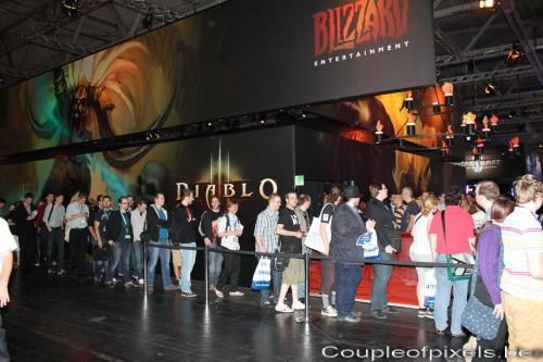 gamescom 2011,impressions,diablo 3,