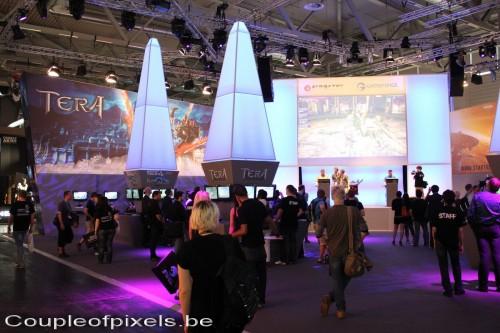gamescom 2011,impressions,ncsoft