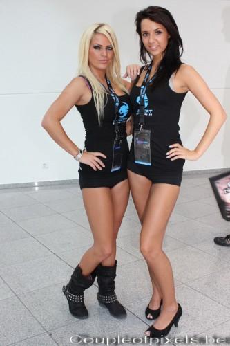 gamescom 2011,babes,sexy