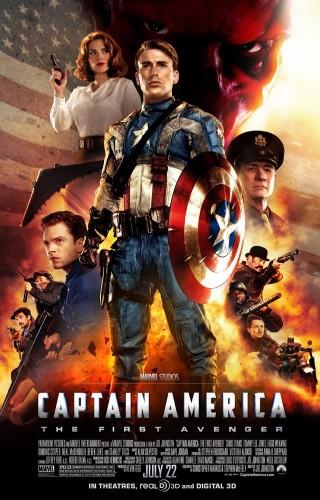 Captain America, Captain America The First Avenger, Avengers, movie, film, cinéma