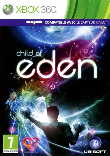 test,child of eden,shoot,kinect,xbox360