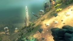 test,from dust,ubisoft,godgames,pc