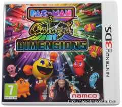 arrivage,craquage,pac man, galaga, 3ds