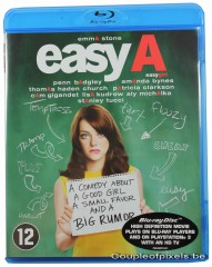 arrivage,craquage,blu-ray, easy a