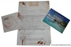 arrivage,craquage, dead island, carte postale, courrier
