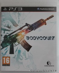 arrivage,craquage, bodycount, codemasters