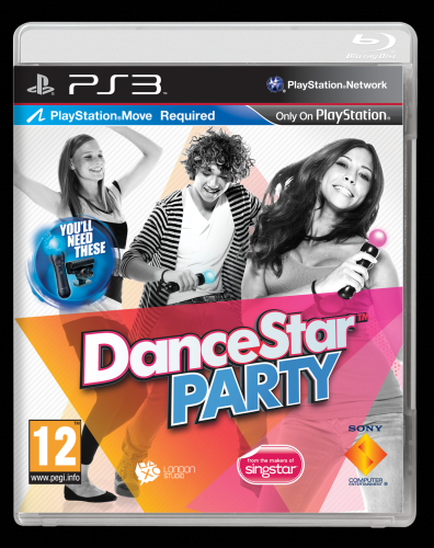 gamescom 2011, sony, dance star party, PS3, singstar, Move