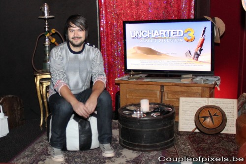 uncharted,uncharted 3,sony,naughty dog,ps3,interview