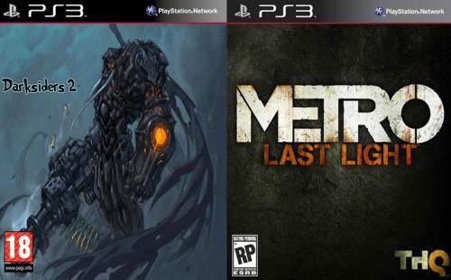 preview,gamescom 2011,thq,darksiders 2,metro last light