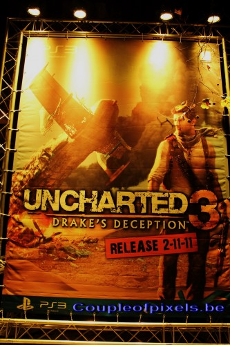 uncharted,uncharted 3,event,sony