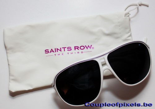 saints row, Saints Row the third, kit presse,