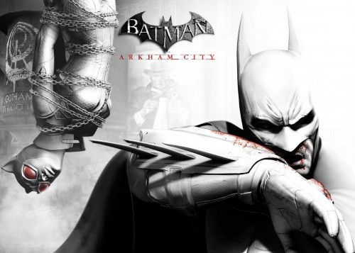 batman arkham city,warner bros,batman,catwoman,rocksteady