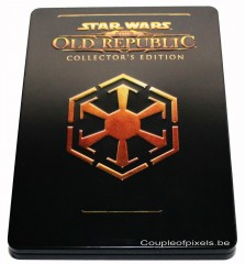 star wars,star wars the old republic,collector,déballage,bioware,electronic arts,mmo