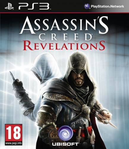 assassin's creed revelations, jaquette, ps3