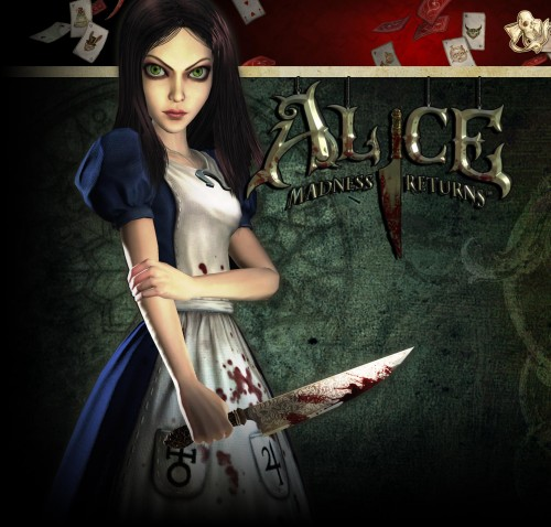 topflop, top, 2011, jeu-vidéo, Alice Madness Returns
