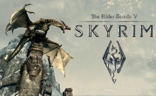 topflop, top, 2011, jeu-vidéo, Skyrim
