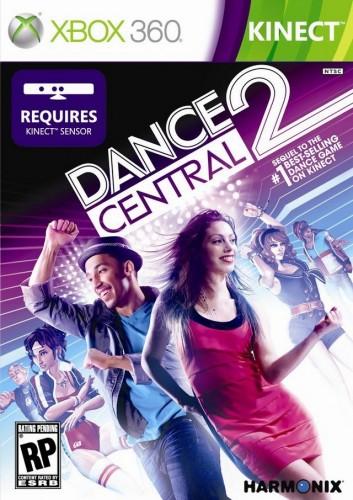 dance central 2, xbox360, microsoft, kinect, Harmonix