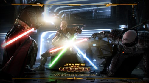 topflop, top, 2011, jeu-vidéo, Star Wars The Old Republic