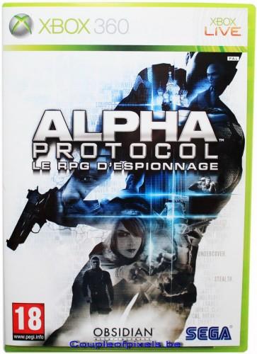 Alpha Protocol, Xbox360