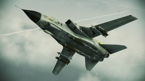 test,ace combat assault horizon,namco,shoot