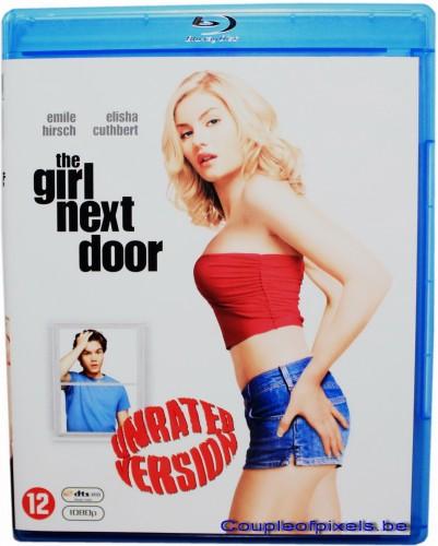girl next door, blu-ray
