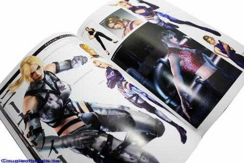 tekken 6,collector, artbook