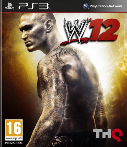 wwe12,jaquette, thq