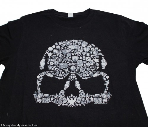 Call of Duty, Call of Duty Elite, T-shirt, concours